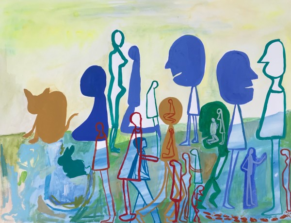 Dutch Uncles by Caley O'Dwyer