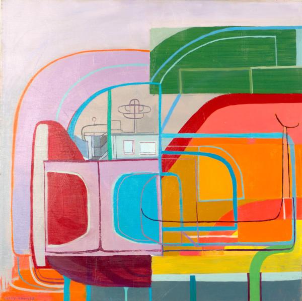 Plan B (2016) by Caley O'Dwyer