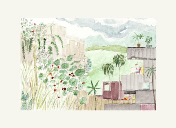 Silverlake Sundays (2) by Caley O'Dwyer