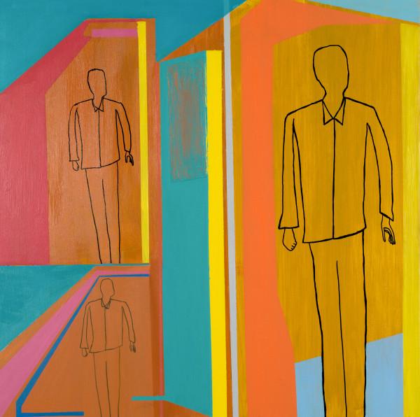 THREE (2016) by Caley O'Dwyer