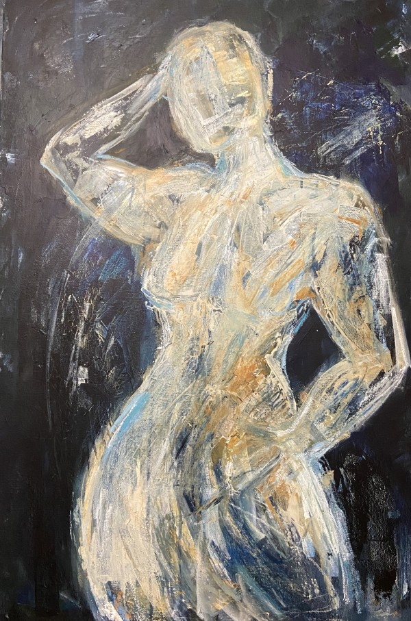 Last Nude by Yolanda Velasquez