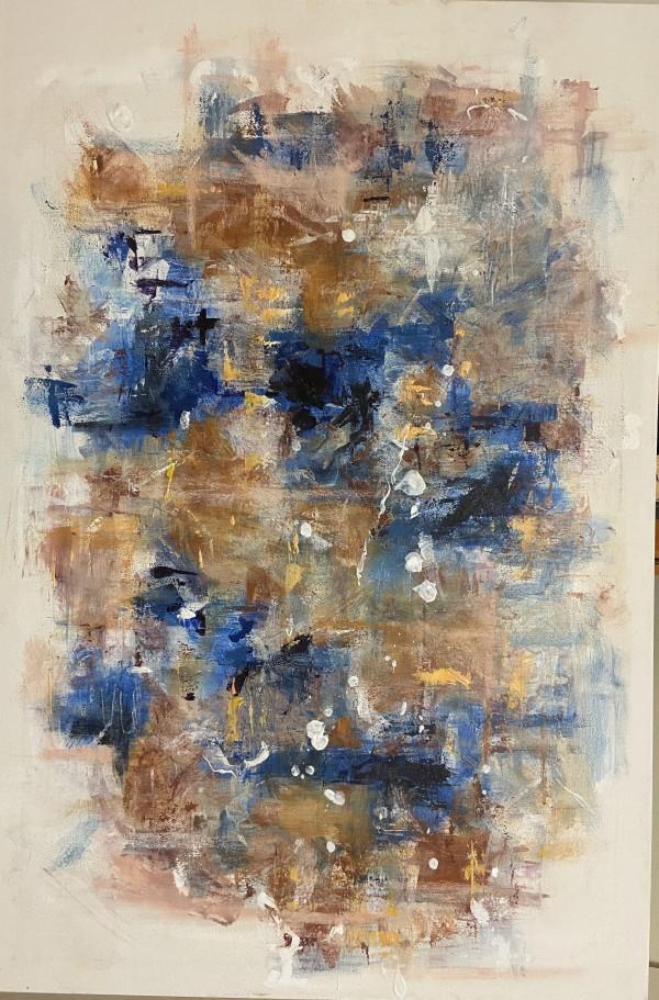 Abstraction Santa Fe 2 by Yolanda Velasquez