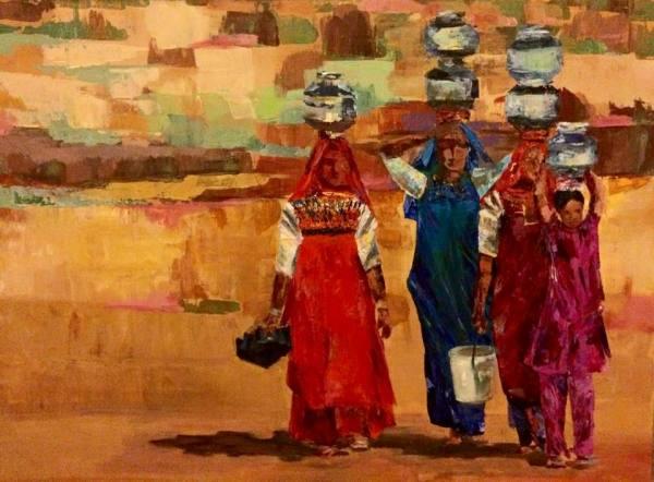 Rajastan by Yolanda Velasquez