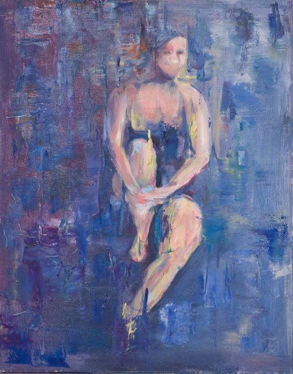 Nude 1 by Yolanda Velasquez