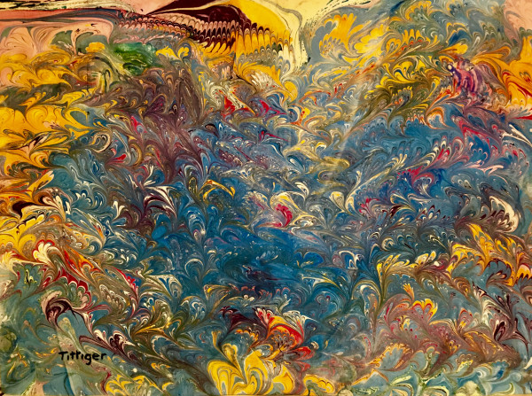 DAWN by Colleen Tittiger