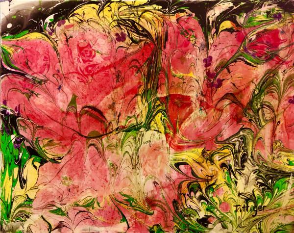 HIDDEN ROSES by Colleen Tittiger