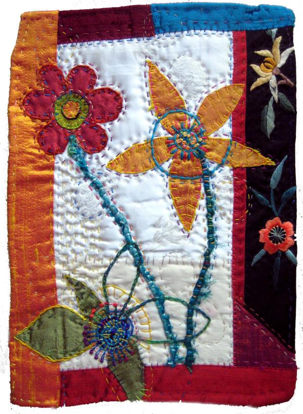 Kimono Cloth Memory by Jane LaFazio