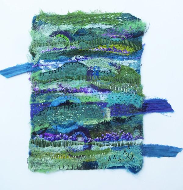 Dreaming: Lavender Fields by Jane LaFazio