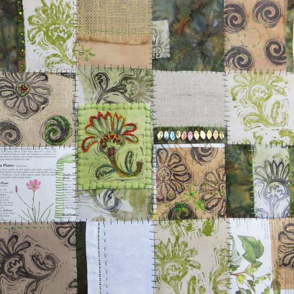 Garden Patch ~ Botanical Garden  by Jane LaFazio