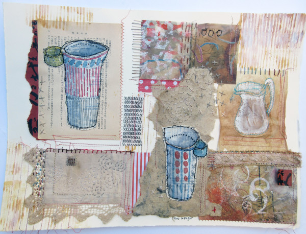 Vessels and Voices by Jane LaFazio