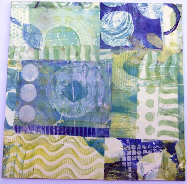 Zen Blue by Jane LaFazio