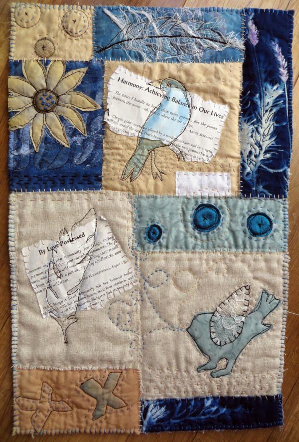 Blue Bird Spring by Jane LaFazio
