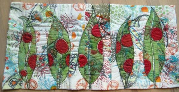 Eucalyptus Leaves by Jane LaFazio