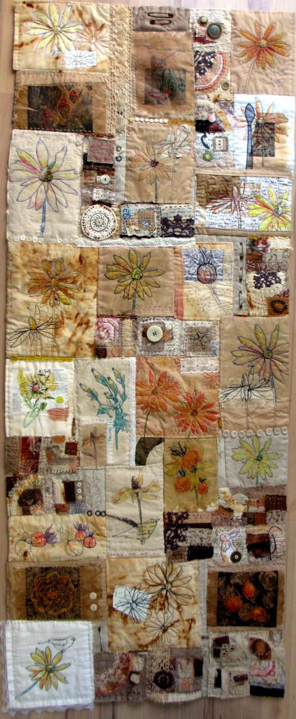 Nature Journal ~ Stitch Ritual by Jane LaFazio
