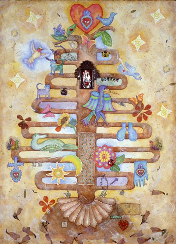 Tree of Life by Jane LaFazio