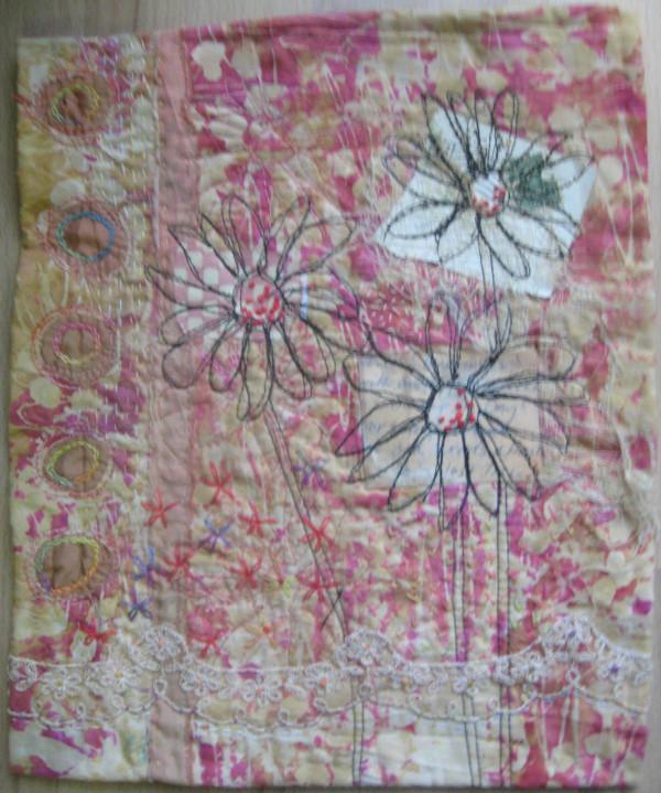 Faded Bouquet ~ Nostalgia Series by Jane LaFazio
