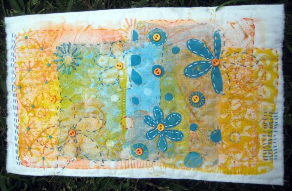 Daisy Field by Jane LaFazio