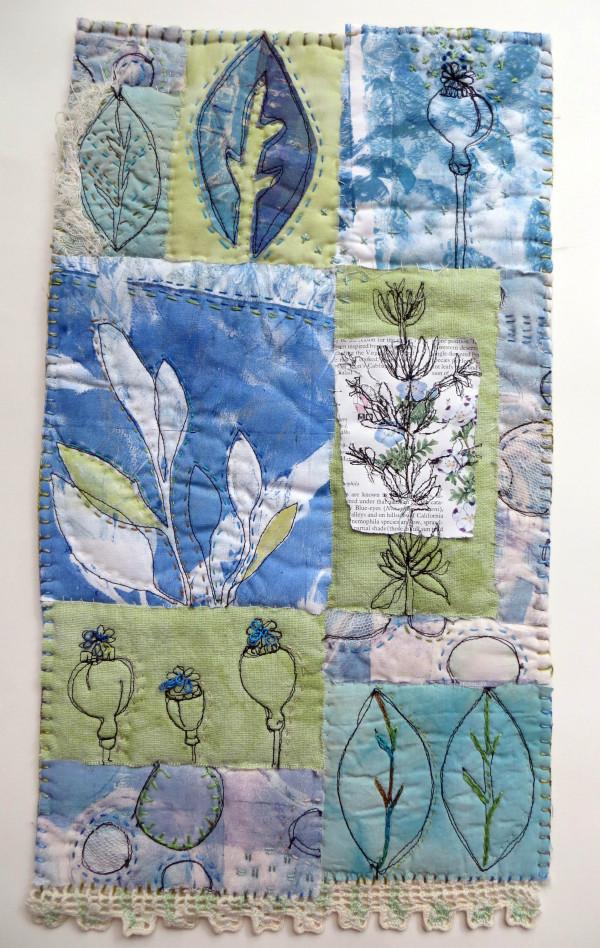 House of Blue Leaves  by Jane LaFazio