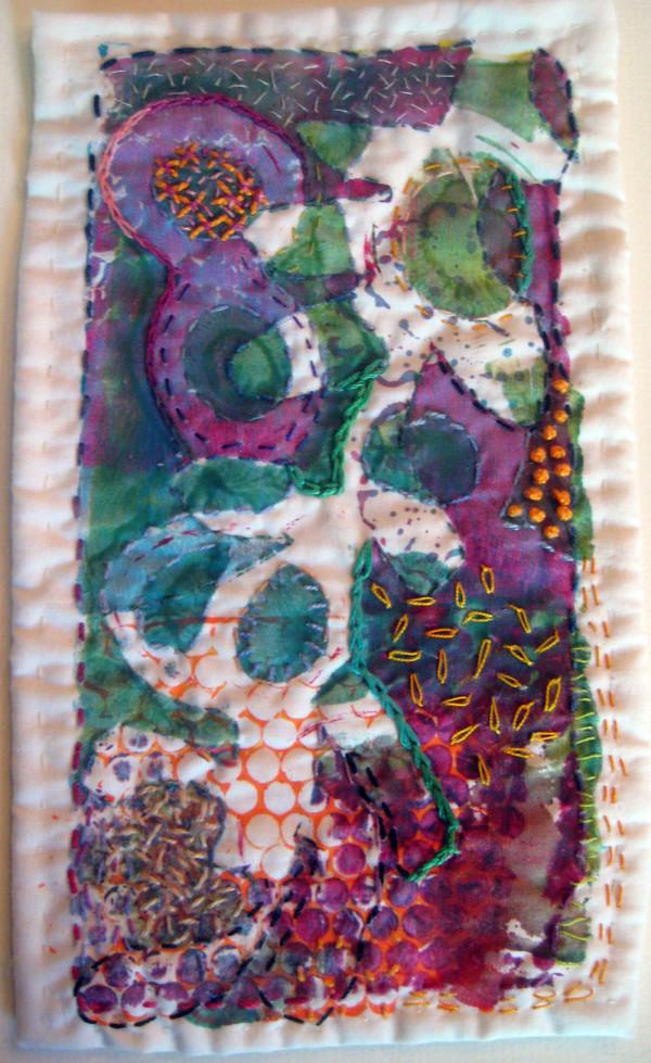 Purple 8 by Jane LaFazio