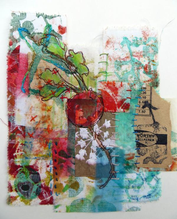 Radish by Jane LaFazio