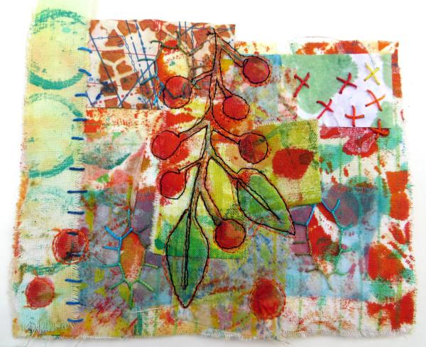 Red Berry Hug by Jane LaFazio