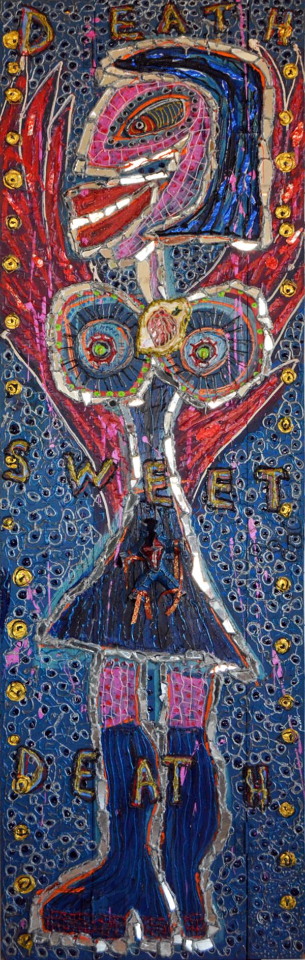 Death Angel-Death Sweet Death by Dougie Padilla