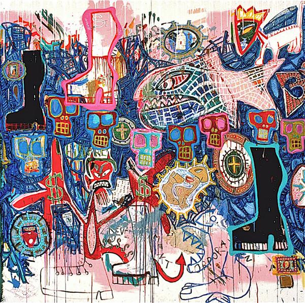 Los Muertos by Dougie Padilla