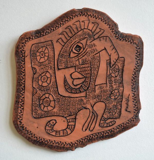 Mariposa tile by Dougie Padilla