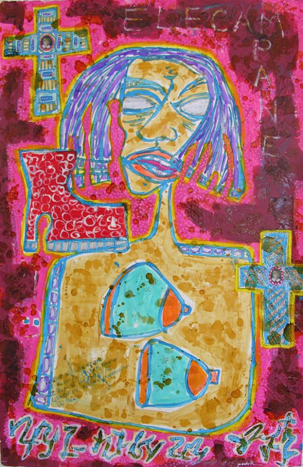 Painting 5365 by Dougie Padilla