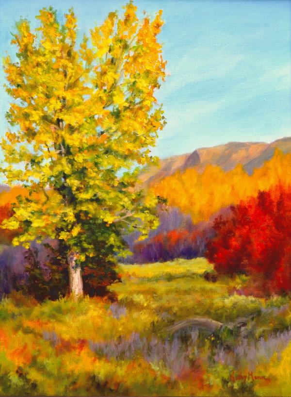 Fall Glory by Kathy Mann