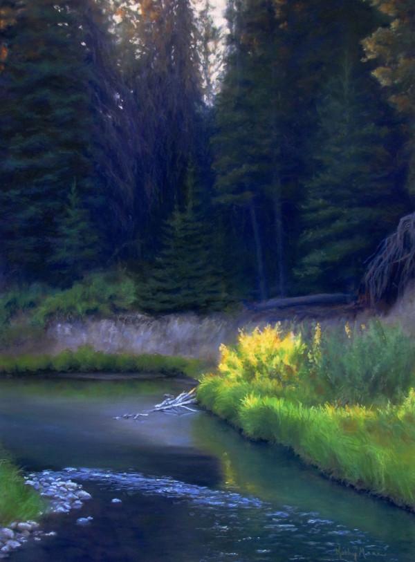Last Rays Battle Creek by Kathy Mann