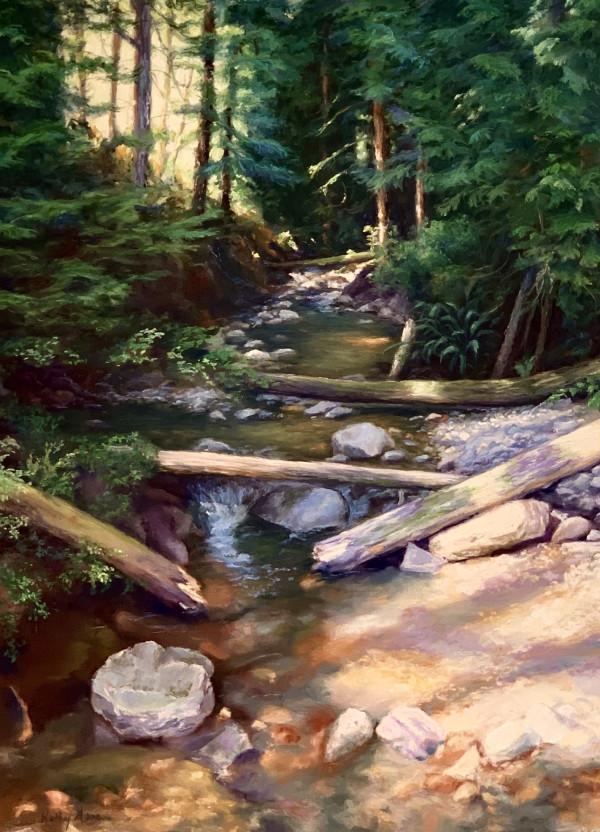 Up A Creek by Kathy Mann