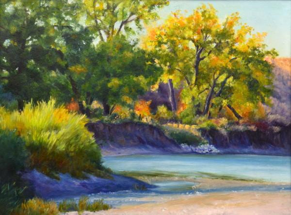 River Bend by Kathy Mann