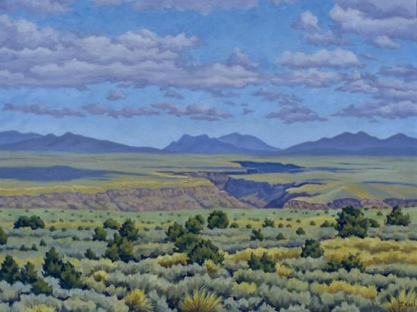 """Taos Splendor"" by Tatiana Koch"