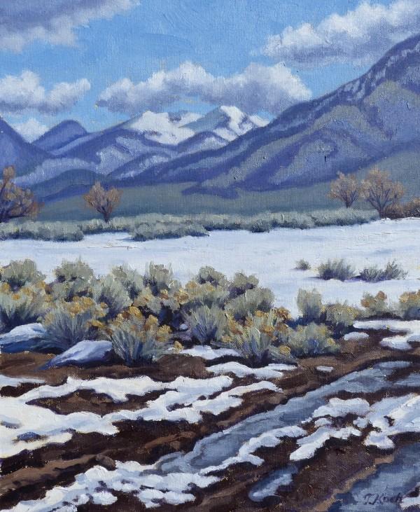 """""""The Season of Wet Earth"""" by Tatiana Koch"""