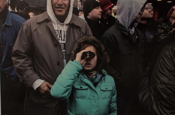 Binocular Girl by Shane Gray