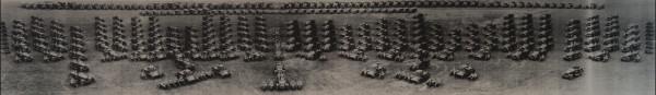 7th Cavalry Brigade Mechanized, Fort Knox, KY., July 1st, 1938, Major General Daniel Van Voorhis, Commanding by Eugene Goldbeck