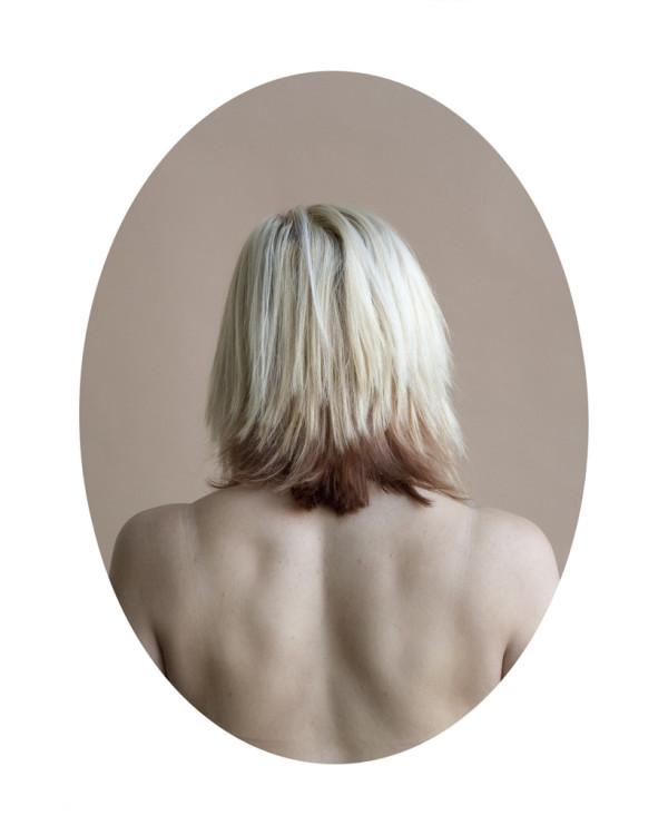 A Modern Hair Study, Trisha by Tara  Bogart