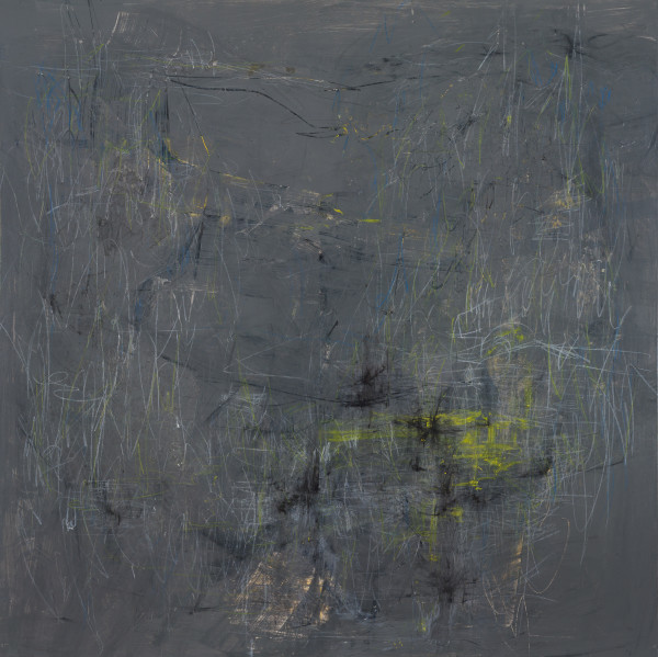 I Thought Of Cy Twombly by shih yun yeo