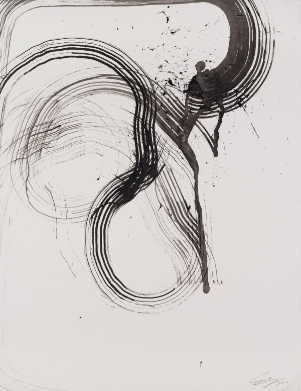 Man And Machine Series No. 5 by shih yun yeo