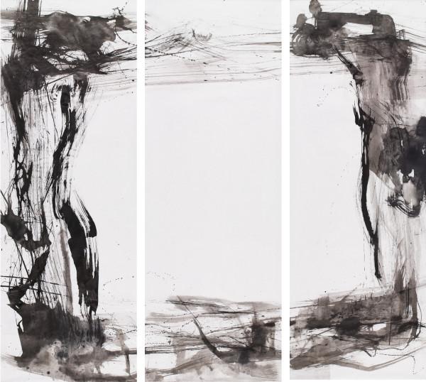 White Scroll by shih yun yeo