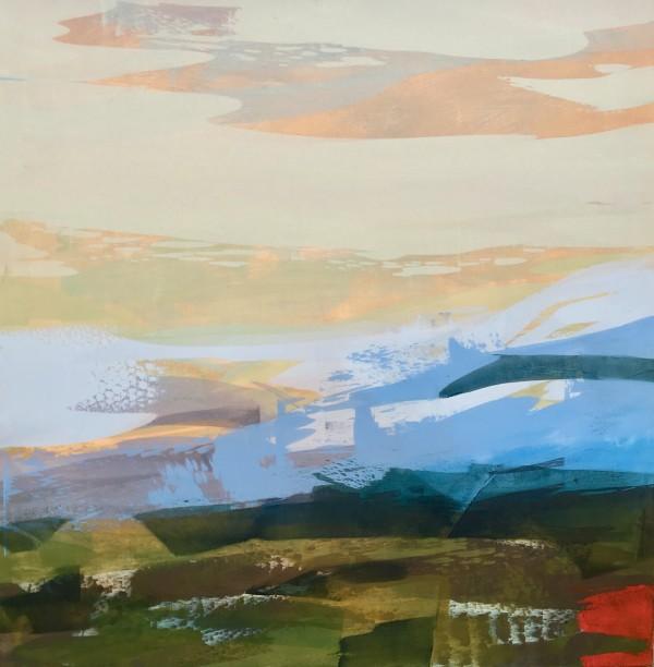 Western landscape 2 by Grainne Dowling