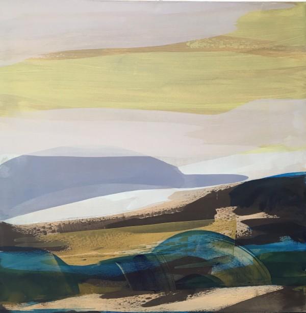 Western landscape 1 by Grainne Dowling
