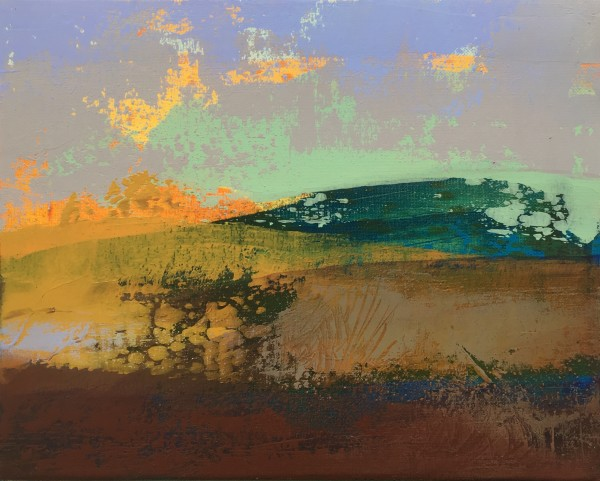 Daybreak plains 1 by Grainne Dowling