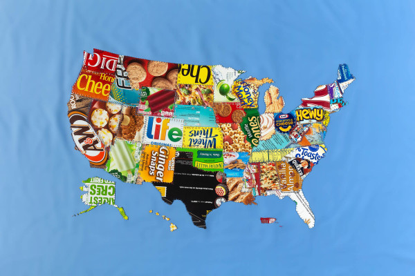 Questionable Foods, USA by Kathleen Elliot