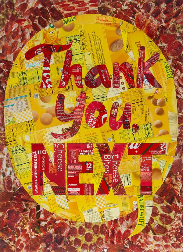 Thank You, Next by Kathleen Elliot