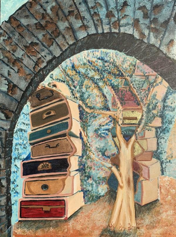 Retrospection perception by Pamela Bell