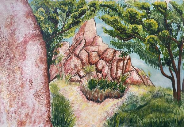 Freedom to Roam Joshua Tree National Park by Pamela Bell