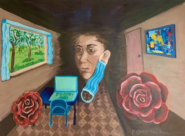 The Silence by Pamela Bell