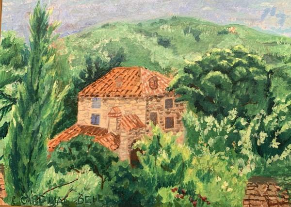 Croatia 3 by Pamela Bell